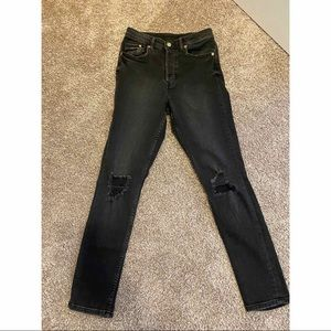 H&M Jeans - Black denim jeans